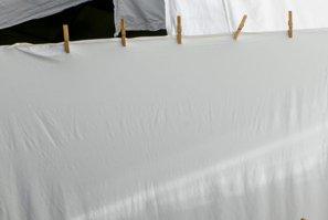 ¿Cómo blanquear la ropa blanca?